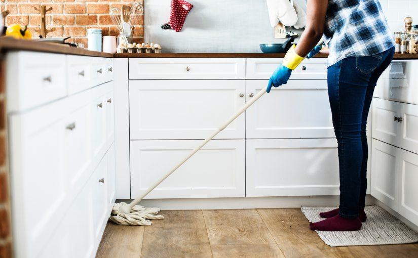 Einen guten Reinigungsservice finden